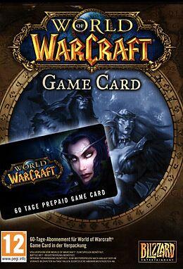 World of Warcraft: Gametime Card [60 Days] [PC/Mac] (D) als Mac OS, Windows PC-Spiel