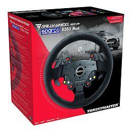 Thrustmaster - TM Rally Sparco R383 MOD Wheel [Add-On] als Windows PC, PlayStation 3, Pla-Spiel