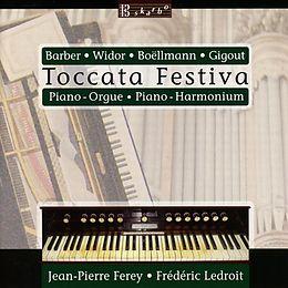Ferey,Jean-Pierre/Ledroit,Frederic CD Toccata Festiva
