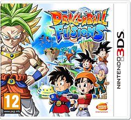Dragon Ball Fusions [3DS] (D) als Nintendo 3DS-Spiel
