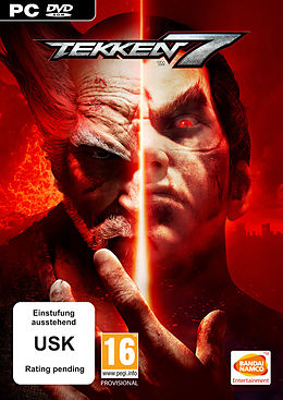 Tekken 7 - Standard Edition [DVD] [PC] (F) comme un jeu Windows PC