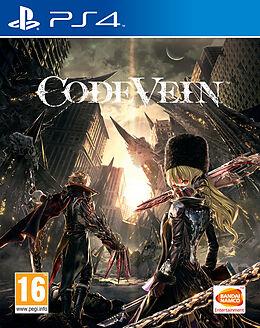 Code Vein [PS4] (D/F/I) als PlayStation 4-Spiel