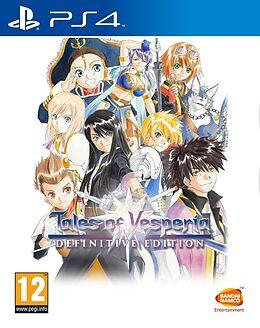 Tales of Vesperia: Definitive Edition [PS4] (D/F/I) als PlayStation 4-Spiel