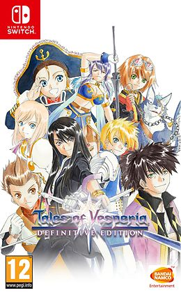 Tales of Vesperia: Definitive Edition [NSW] (D/F/I) comme un jeu Nintendo Switch