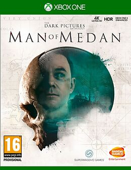 The Dark Pictures: Man of Medan [XONE] (D/F/I) comme un jeu Xbox One