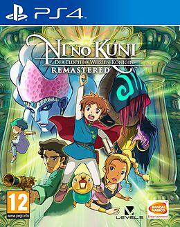 Ni No Kuni: Der Fluch der Weissen Königin Remastered [PS4] (D/F/I) als PlayStation 4-Spiel