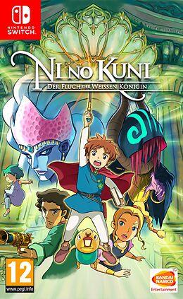 Ni No Kuni: Der Fluch der Weissen Königin [NSW] (D/F/I) als Nintendo Switch-Spiel