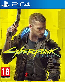 Cyberpunk 2077 - Day 1 Edition [PS4/Upgrade to PS5] (D/F/I) als PlayStation 4, Free Upgrade to-Spiel