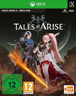 Tales of Arise [XSX/XONE] (D/F/I) als Xbox One, Xbox Series X-Spiel