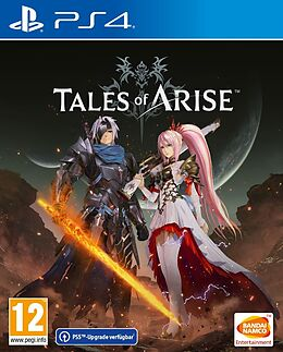 Tales of Arise [PS4/Upgrade to PS5] (D/F/I) comme un jeu PlayStation 4