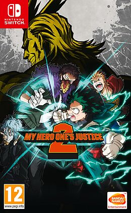 My Hero One's Justice 2 [NSW] (D/F/I) als Nintendo Switch-Spiel