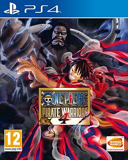 One Piece: Pirate Warriors 4 [PS4] (D/F/I) als PlayStation 4-Spiel