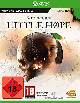The Dark Pictures: Little Hope [XONE] (D/F/I) comme un jeu Xbox One