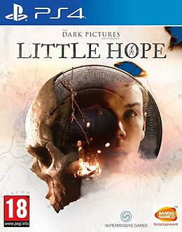 The Dark Pictures: Little Hope [PS4] (D/F/I) comme un jeu PlayStation 4