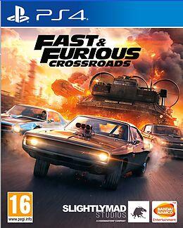 Fast + Furious Crossroads [PS4] (D/F/I) als PlayStation 4-Spiel