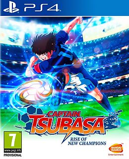 Captain Tsubasa: Rise Of New Champions [PS4] (D/F/I) als PlayStation 4-Spiel