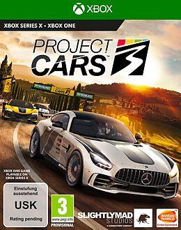 Project CARS 3 [XONE] (D/F/I) comme un jeu Xbox One