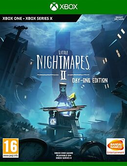 Little Nightmares II - Day 1 Edition [XONE/XSX] (D/F/I) als Xbox One, Smart Delivery to XS-Spiel