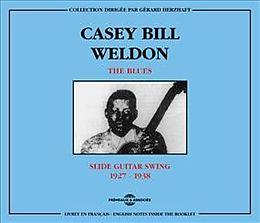 Casey Bill Weldon CD The Blues : Slide Swing Guitar