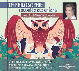 François Morel CD La Philosophie Racontée Aux Enfants