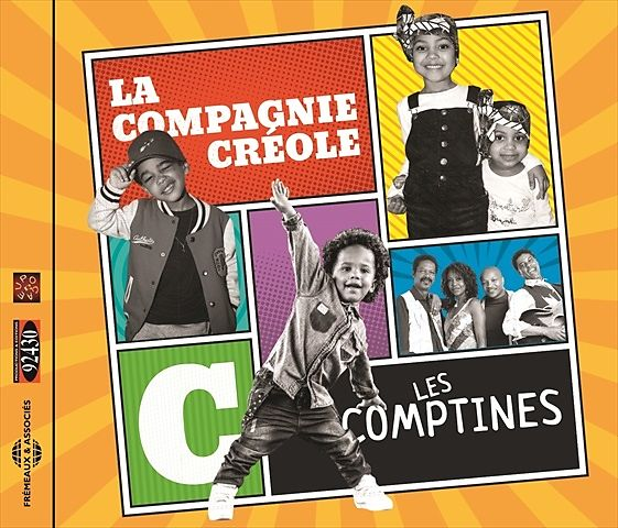 Les Comptines De La Compagnie Creole Cd Kaufen Exlibrisch