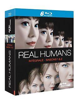 Real humans - saison 1et2
