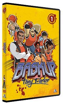 Baskup Tony Parker - vol.1 [Versione francese]