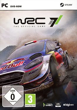 WRC 7 [DVD] [PC] (D/F) comme un jeu Windows PC