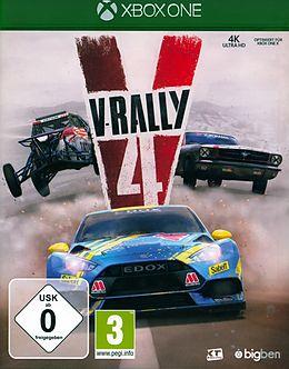 V-Rally 4 [XONE] (D/F/I) als Xbox One-Spiel
