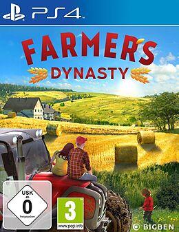 Farmer`s Dynasty [PS4] (D/F) comme un jeu PlayStation 4