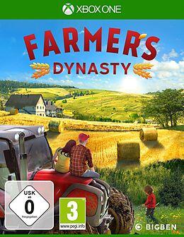 Farmer's Dynasty [XONE] (D/F) als Xbox One-Spiel