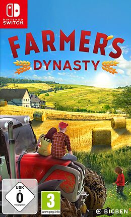 Farmer's Dynasty [NSW] (D/F) als Nintendo Switch-Spiel