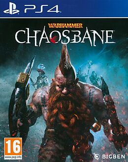 Warhammer Chaosbane [PS4] (D/F) als PlayStation 4-Spiel
