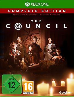 The Council - Complete Edition [XONE] (D/F) comme un jeu Xbox One