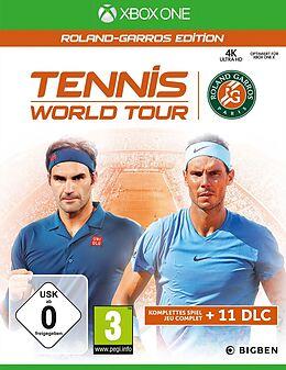 Tennis World Tour - Roland Garros Edition [XONE] (D/F) als Xbox One-Spiel