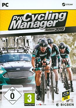 Pro Cycling Manager 2019 [PC] (D/F) comme un jeu Windows PC