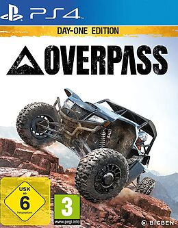 Overpass - Day One Edition [PS4] (D/F) als PlayStation 4-Spiel