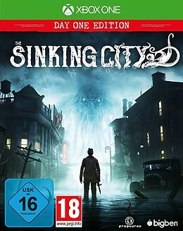 The Sinking City - Limited Day One Edition [XONE] (D/F) comme un jeu Xbox One
