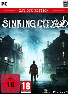The Sinking City - Limited Day One Edition [PC] (D/F) als Windows PC-Spiel
