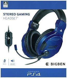 Stereo Headset V3 - blue [PS4] comme un jeu PlayStation 4