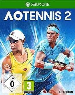 AO TENNIS 2 [XONE] (D/F/I) als Xbox One-Spiel