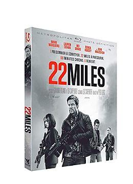 22 Miles (f) Blu-ray