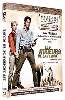 Les rodeurs de la plaine [Französische Version]
