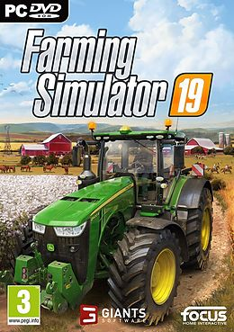 Farming Simulator 19 [DVD] [PC] (F) comme un jeu Windows PC