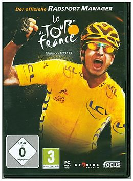 Tour de France 2018: Der offizielle Radsport Manager [DVD] [PC] (D) als Windows PC-Spiel