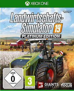 Landwirtschafts-Simulator 19 - Platinum Edition [XONE] (D) als Xbox One-Spiel