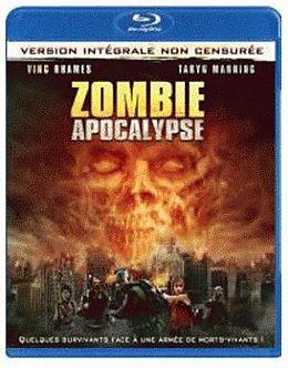 Zombie Apocalypse (Blu-Ray) [Versione francese]