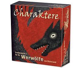 Die Werwölfe von Düsterwald, Charaktere (Spiel-Zubehör) Spiel