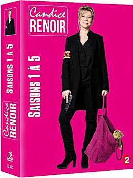 Candice Renoir - saison 1 à 5 [Versione francese]