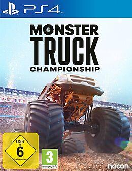 Monster Truck Championship [PS4] (D/F) als PlayStation 4-Spiel